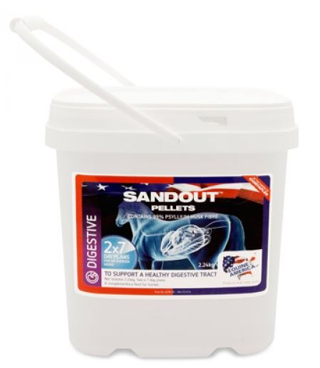 Sand-Out Pellets 2,6 Kg